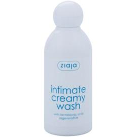 Ziaja Intimate Creamy Wash Gel für die Intimhygiene für empfindliche Oberhaut  200 ml