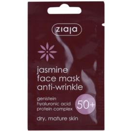 Ziaja Jasmine przeciwzmarszczkowa maseczka do twarzy  7 ml