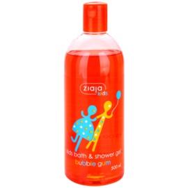 Ziaja Kids Bubble Gum żel do kąpieli i pod prysznic  500 ml