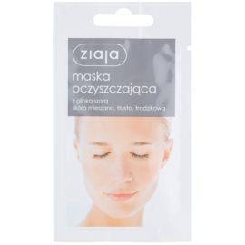Ziaja Mask oczyszczająca maseczka do twarzy  7 ml