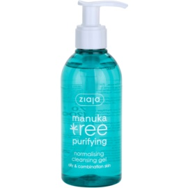 Ziaja Manuka Tree Purifying čisticí gel pro smíšenou a mastnou pleť  200 ml