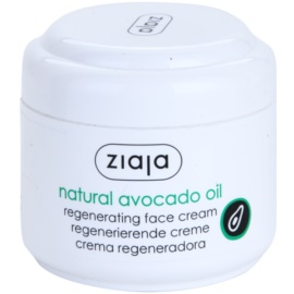 Ziaja Natural Avocado Oil regenerierende Gesichtscreme  75 ml