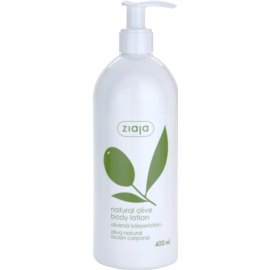 Ziaja Natural Olive Body Lotion With Olive Extract  400 ml