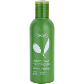 Ziaja Natural Olive Reinigungsgel  mit Auszügen aus Oliven  200 ml