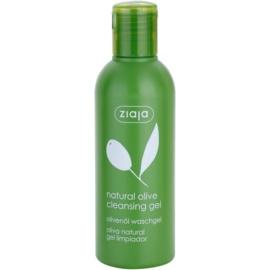 Ziaja Natural Olive żel oczyszczający z ekstraktem z oliwek  200 ml