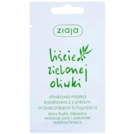 Ziaja Natural Olive Gesichtsmaske mit Kaolin  7 ml