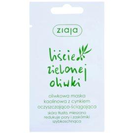 Ziaja Natural Olive kaolínová pleťová maska  7 ml