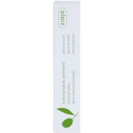Ziaja Natural Olive máscara de azeite para pele seca a atópica  20 ml