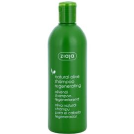 Ziaja Natural Olive regeneračný šampón pre všetky typy vlasov  400 ml