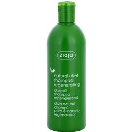 Ziaja Natural Olive Regenierendes Shampoo für alle Haartypen  400 ml
