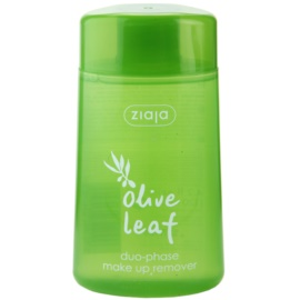 Ziaja Olive Leaf Zwei-Phasen Make-up Entferner für wasserfestes Make-up  120 ml