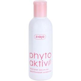 Ziaja Phyto Aktiv Tonikum für empfindliche Haut mit der Neigung zum Erröten  200 ml