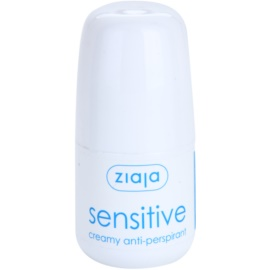 Ziaja Sensitive krémový antiperspirant roll-on  60 ml