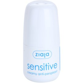 Ziaja Sensitive Antitranspirant-Creme roll-on  60 ml