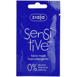 Ziaja Sensitive hypoalergenní maska  7 ml