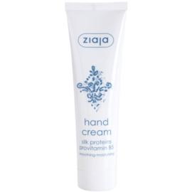 Ziaja Silk hydratační krém na ruce a nehty  100 ml