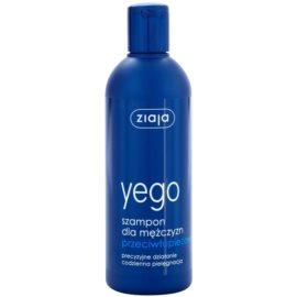 Ziaja Yego šampon proti lupům pro muže  300 ml