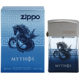 Zippo Fragrances Mythos Eau de Toilette for Men 40 ml