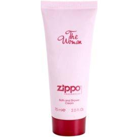Zippo Fragrances The Woman Dusch Creme für Damen 75 ml