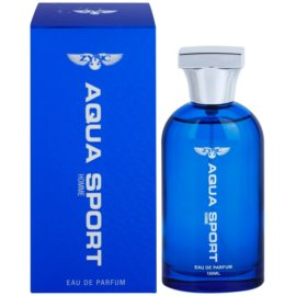 Zync Aqua Sport Eau de Parfum para homens 100 ml