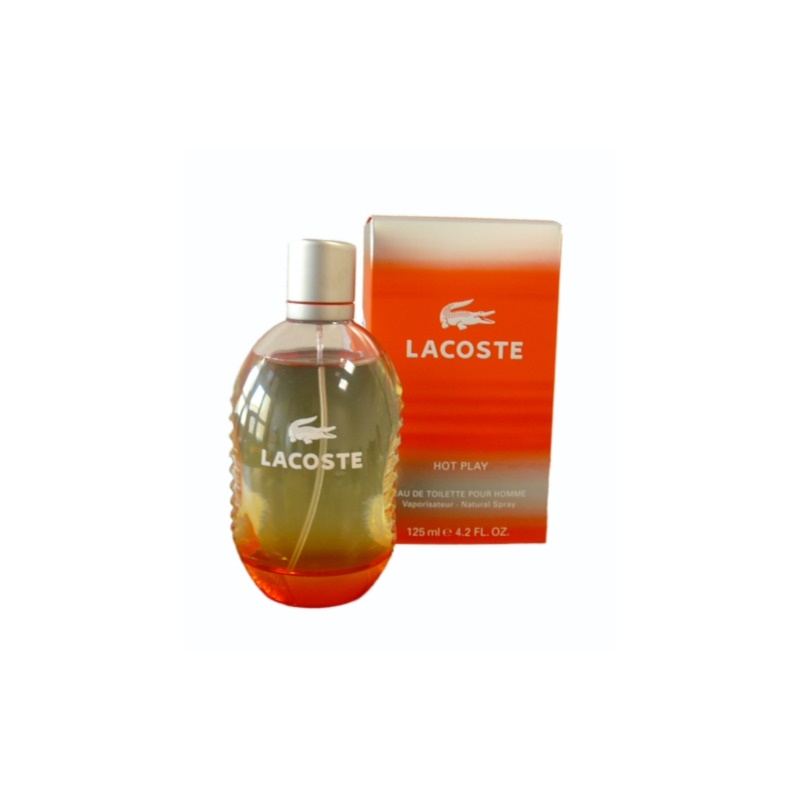 los angeles 3b8f2 07571 Lacoste Hot Play, Duschgel für Herren 150 ml | notino.de