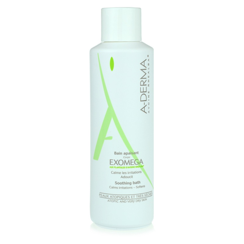 A derma exomega bagno rilassante per per pelli molto secche sensibili e atopiche - Bagno rilassante ...