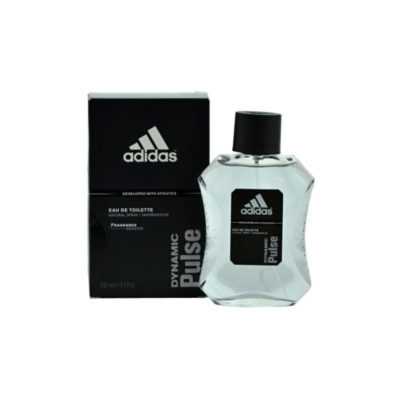 adidas dynamic pulse eau de toilette pour homme 100 ml. Black Bedroom Furniture Sets. Home Design Ideas