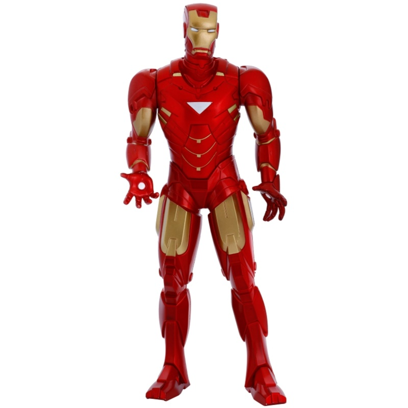 admiranda avengers iron man 2 3d bain moussant pour enfant. Black Bedroom Furniture Sets. Home Design Ideas