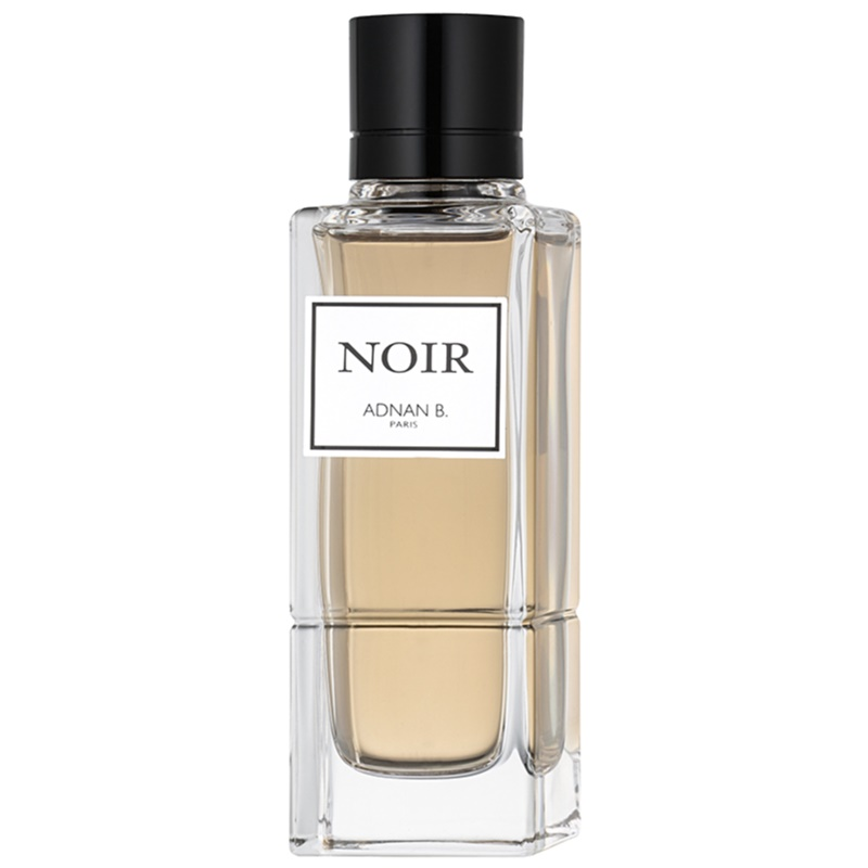 adnan b noir eau de toilette for men 100 ml. Black Bedroom Furniture Sets. Home Design Ideas