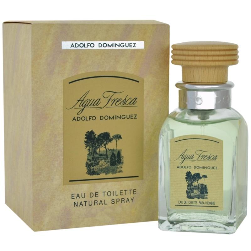 Adolfo dominguez agua fresca for men eau de toilette para for Adolfo dominguez hombre perfume