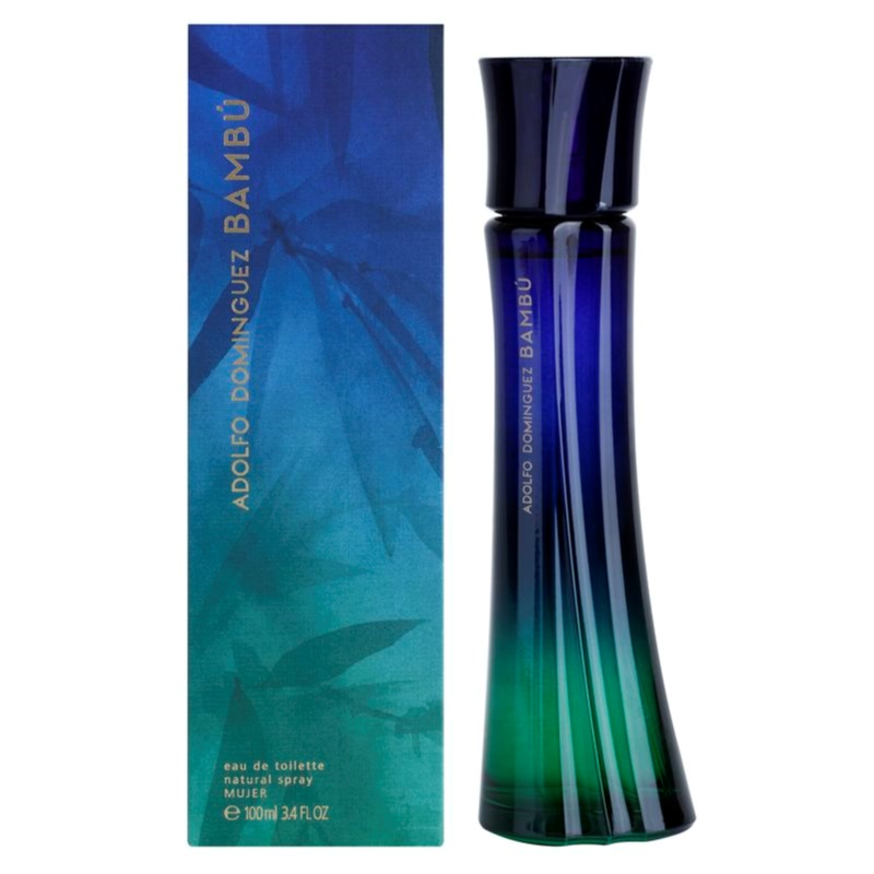 Adolfo dominguez bamb eau de toilette para mujer 100 ml for Adolfo dominguez web corporativa