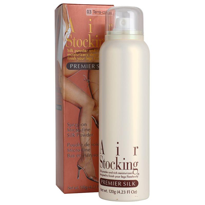 airstocking premier silk fond de teint jambes en spray. Black Bedroom Furniture Sets. Home Design Ideas