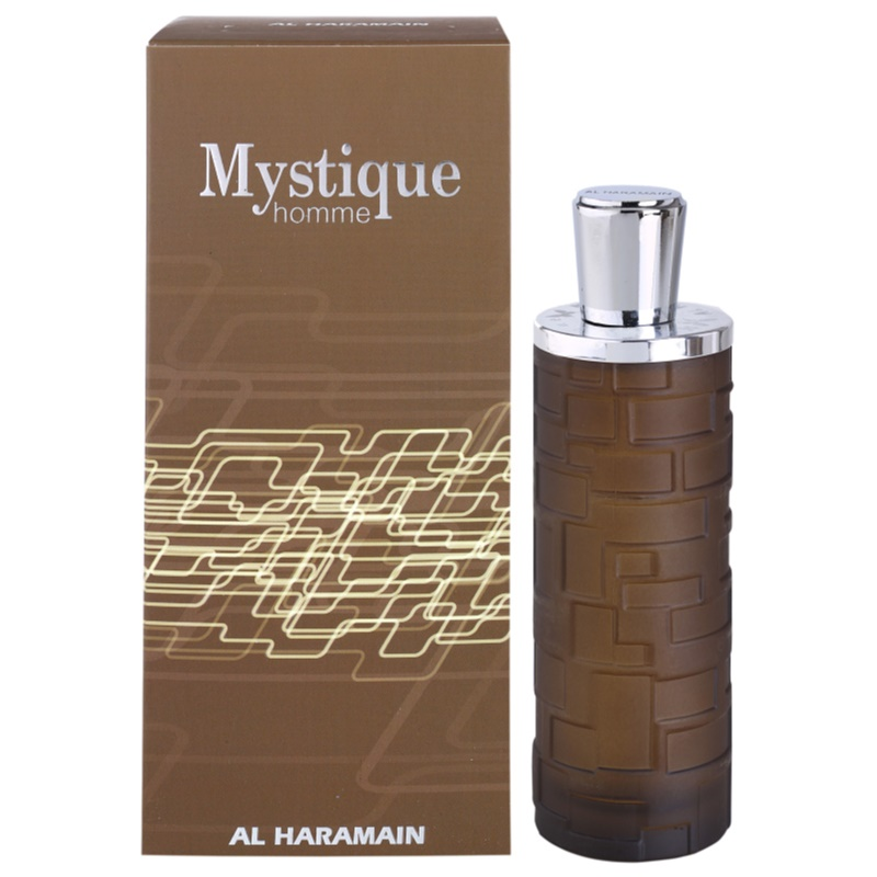 al haramain mystique homme eau de parfum for men 100 ml. Black Bedroom Furniture Sets. Home Design Ideas