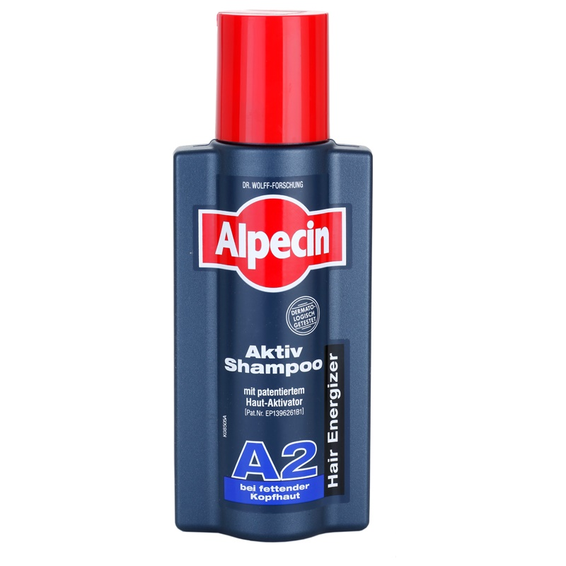 alpecin hair energizer aktiv shampoo a2 shampoo f r fettige haare. Black Bedroom Furniture Sets. Home Design Ideas