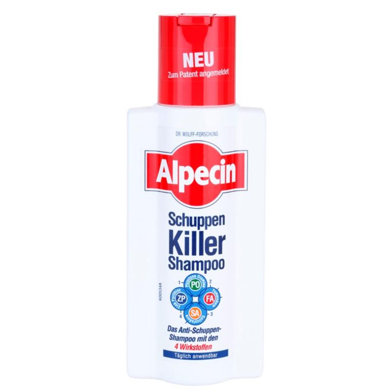 how to use alpecin double effect shampoo