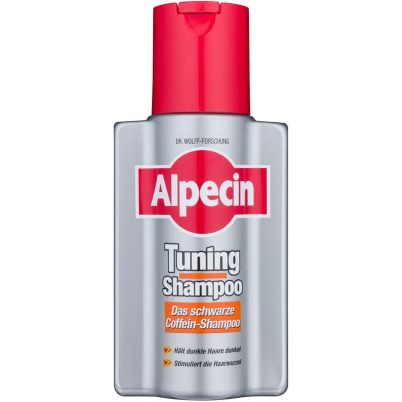 alpecin tuning shampoo t nungs shampoo f r erste graue. Black Bedroom Furniture Sets. Home Design Ideas