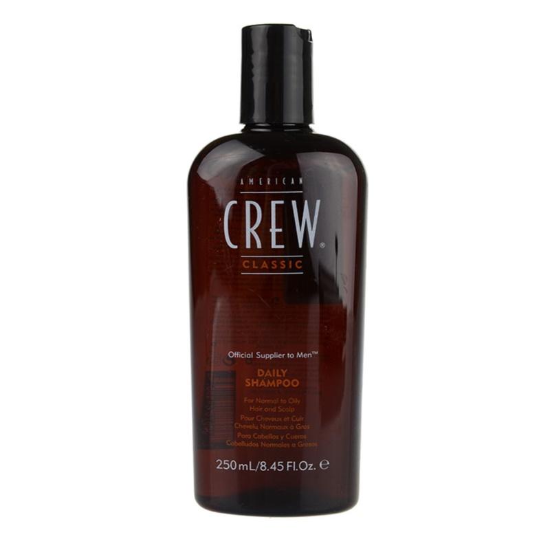 american crew classic shampoo f r normales bis fettiges haar. Black Bedroom Furniture Sets. Home Design Ideas