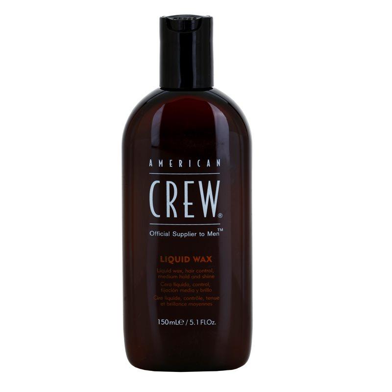 american crew classic cire liquide cheveux brillance. Black Bedroom Furniture Sets. Home Design Ideas