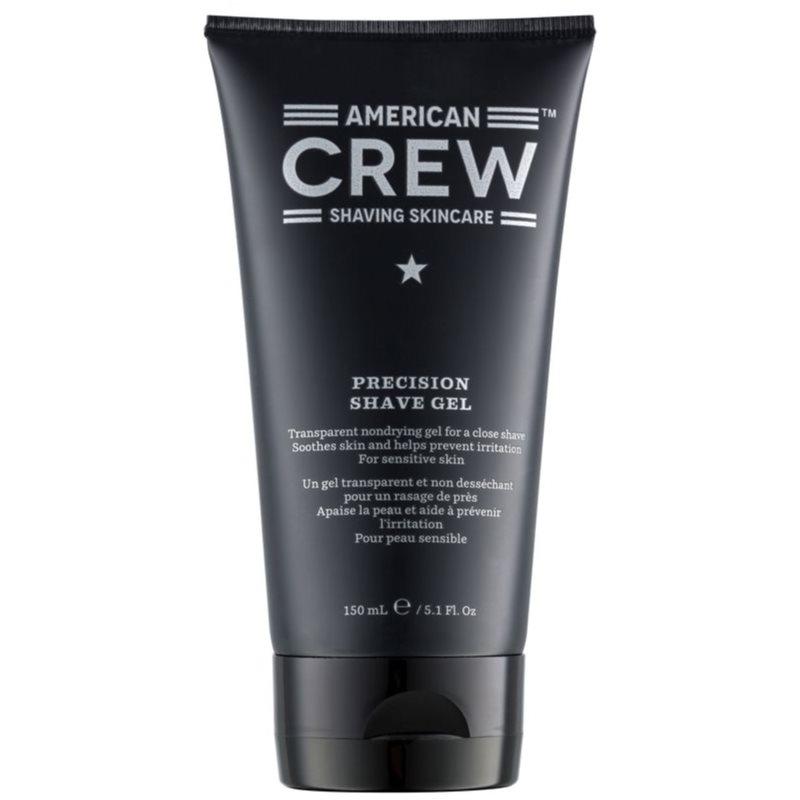 american crew shave shaving gel for sensitive skin. Black Bedroom Furniture Sets. Home Design Ideas