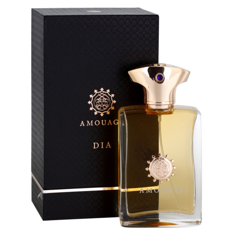 amouage dia eau de parfum f r herren 100 ml. Black Bedroom Furniture Sets. Home Design Ideas