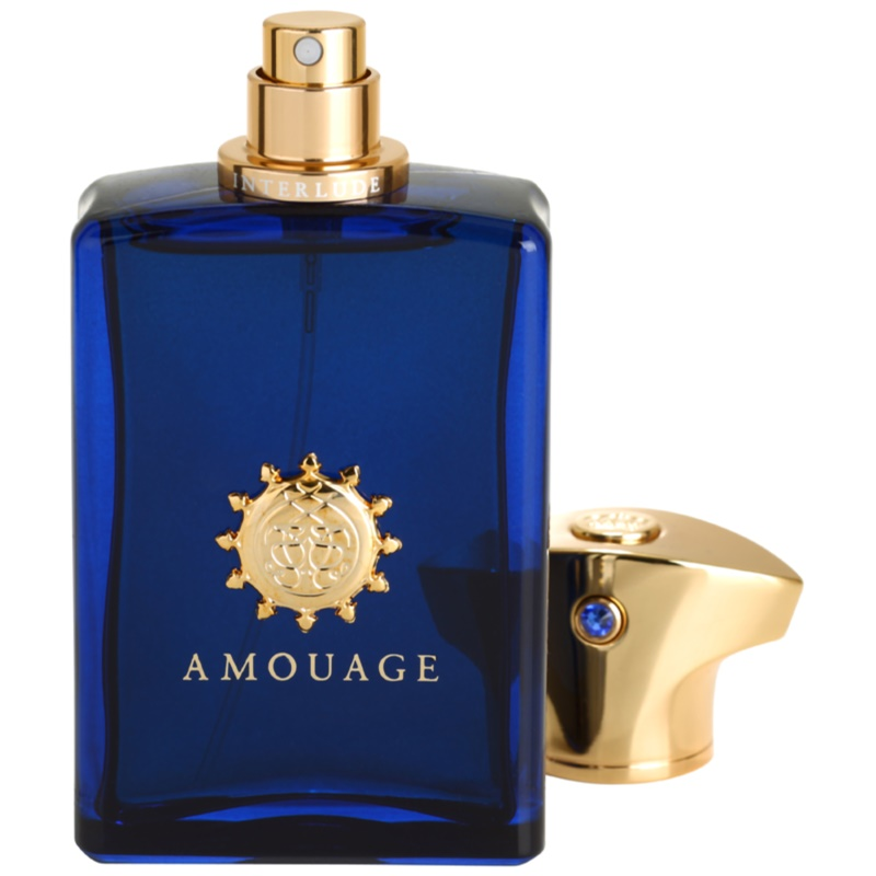 amouage interlude eau de parfum f r herren 100 ml. Black Bedroom Furniture Sets. Home Design Ideas