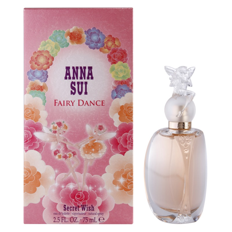 anna sui fairy dance secret wish eau de toilette pour. Black Bedroom Furniture Sets. Home Design Ideas