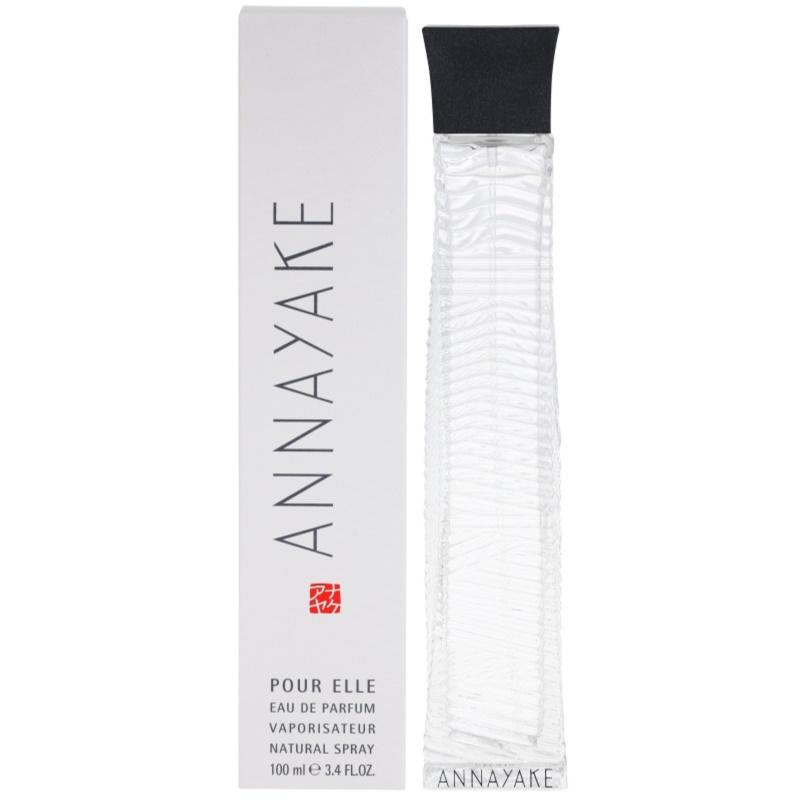 annayake pour elle eau de parfum pour femme 100 ml. Black Bedroom Furniture Sets. Home Design Ideas