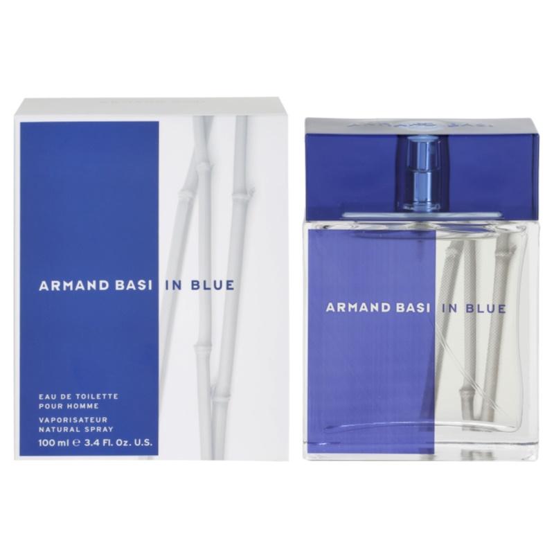 Armand Basi In Blue, Eau de Toilette para homens 100 ml ...