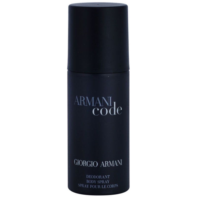 armani code deo spray f r herren 97 5 g. Black Bedroom Furniture Sets. Home Design Ideas
