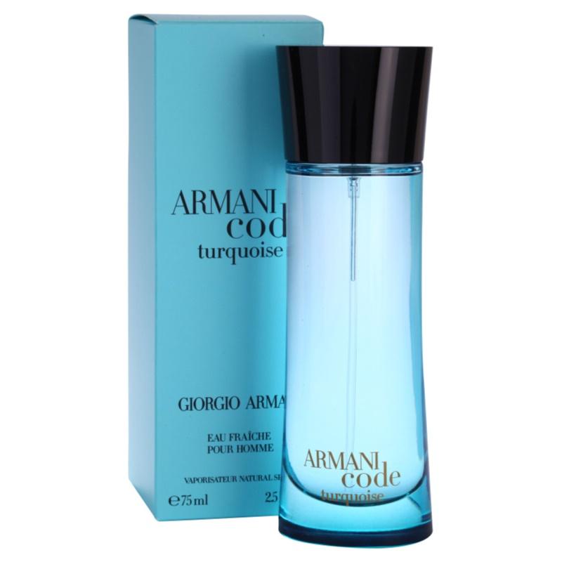 armani armani code turquoise eau de toilette f r herren. Black Bedroom Furniture Sets. Home Design Ideas