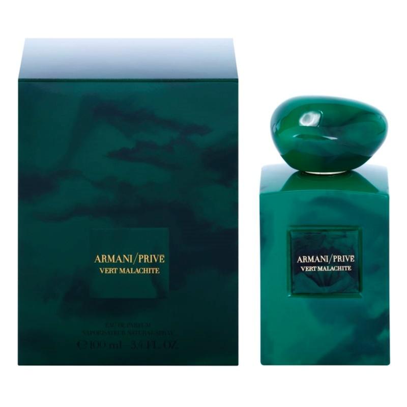 Armani prive vert malachite eau de parfum unisex 100 ml - Vert de malachite ...
