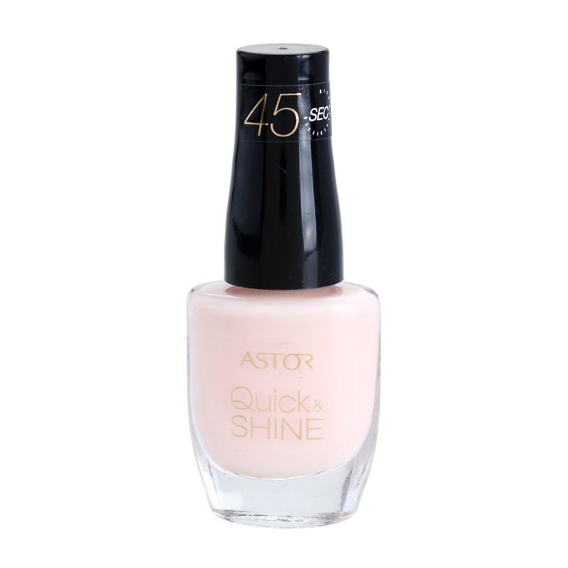 ASTOR QUICK & SHINE Quick - Drying Nail Polish | notino.co.uk