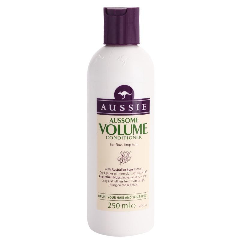 aussie aussome volume apr s shampoing pour cheveux fins et mous. Black Bedroom Furniture Sets. Home Design Ideas