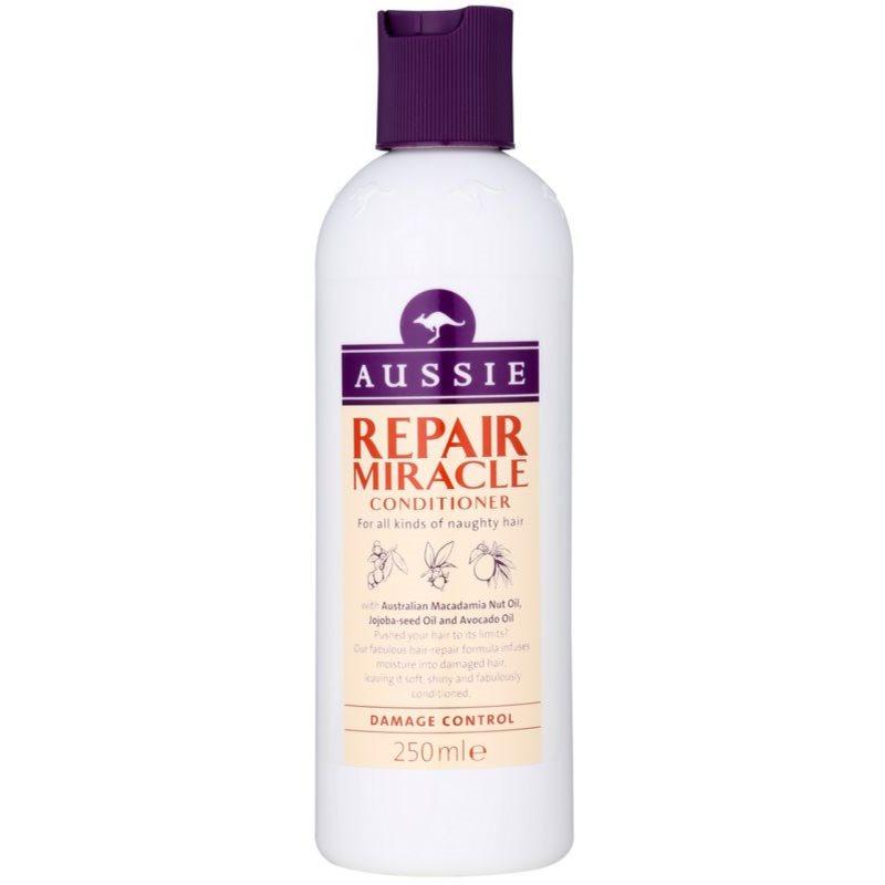 Výsledek obrázku pro aussie repair miracle kondicioner
